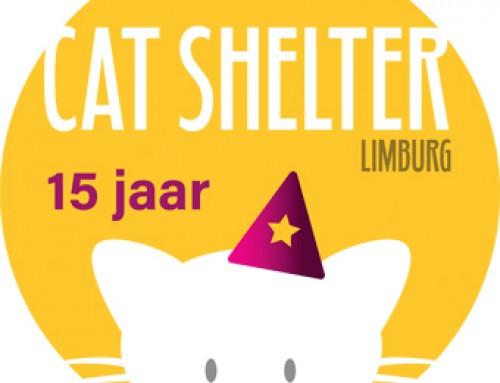 15 jaar Cat Shelter