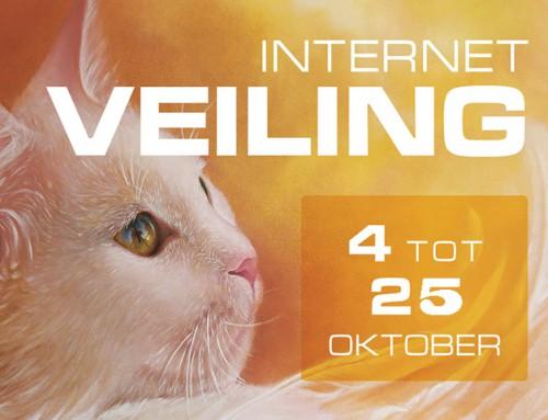 Internetveiling