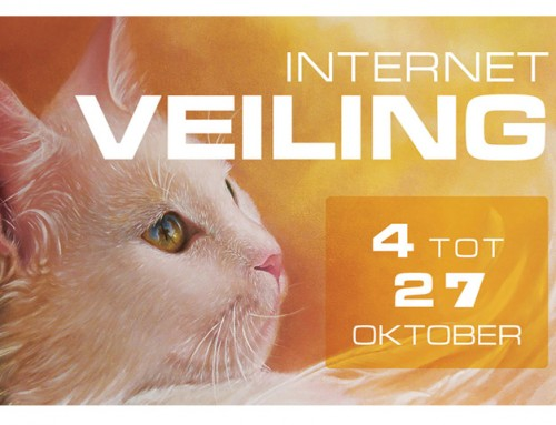 Internetveiling start op 4/10